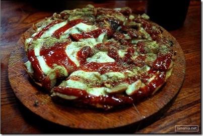 اولين پيتزا فروشي تهران - پيتزا داوود
